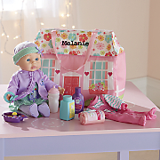 travel doll and tote
