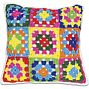Crochet Pillow Kit