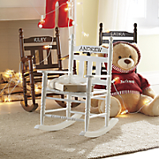 Personalized Child's Rocker