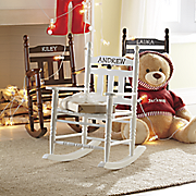 personalized child s rocker