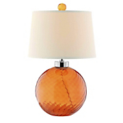 Tangerine Sarano Table Lamp
