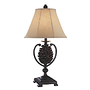 Big Sur Pine Cone Table Lamp