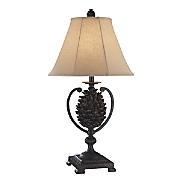 Big Sur Pine Cone Table Lamp