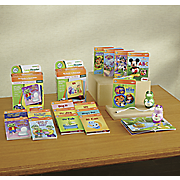 Leapreader Junior and Books by Leapfrog