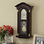 pendulum wall mantle clock