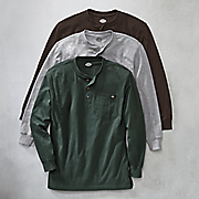 heavyweight henley by dickies