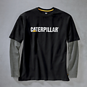 Thermal Layered Tee by Cat