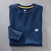 trademark pocket tee by cat