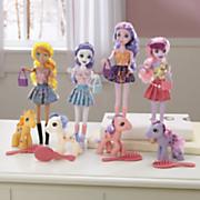 Princesses and Ponies Set
