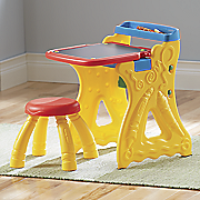 play  n fold art studio by crayola