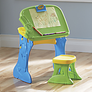 ez art desk by crayola