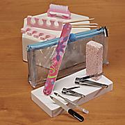 manicure and pedicure set