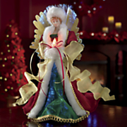 Fiber Optic Holiday Angel