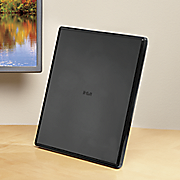 digital flat indoor tv antenna by rca