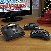 classic game console 3 by sega genesis
