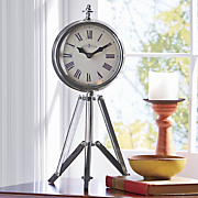 high rise table clock