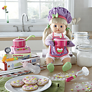 Chef Charlotte Doll