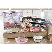 Princess 3-D Cookie Kit
