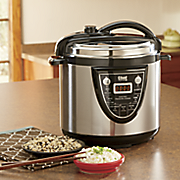 Chef Tested 6-Qt. Electric Pressure Cooker by Montgomery Ward