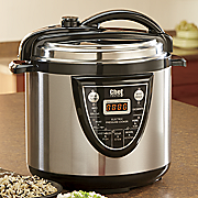 chef tested 6 qt  electric pressure cooker by montgomery ward