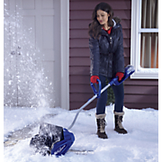 cordless snow shovel by snow joe