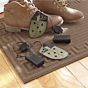 battery powered boot shoe warmer
