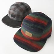 Wool Baseball Cap