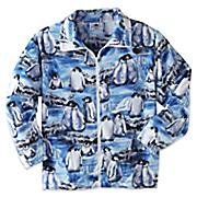 penguin fleece jacket