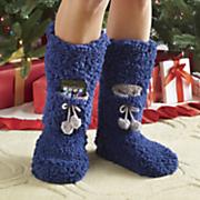 comfy cozy sock booties