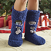 comfy cozy sock booties
