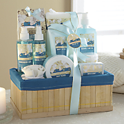 lily   jasmine bamboo bath set