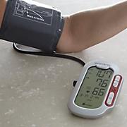 arm cuff automatic digital blood pressure monitor