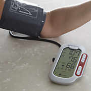 arm cuff automatic digital blood pressure monitor