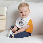 nfl bib and pre walker shoe set