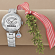 nfl women s charm watch
