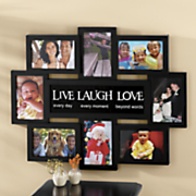 Live Laugh Love Frame