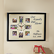 Personalized Family Wall Collage