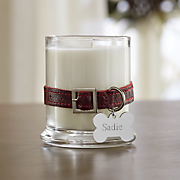 Personalized Pet Candle