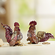 rooster keepsake box
