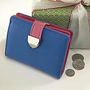 women s two tone wallet