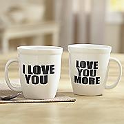 love you mugs