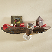 owl shelf