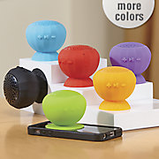 lyrix jive wireless water resistant speaker