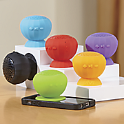 lyrix jive wireless water resistant speaker