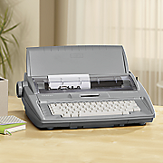 Electronic Typewriter with LCD Display by Brother