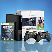 xbox 360  call of duty ghosts  bundle