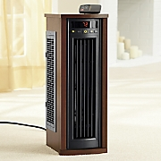 cherry infrared tower heater by duraflame