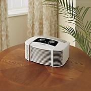 hepaclean tabletop air purifier by honeywell