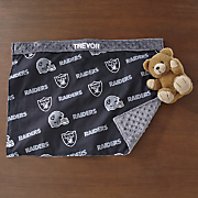 personalized nfl baby blanket