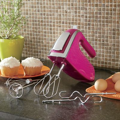 6-Speed Hand Mixer with Snap-On Case by Hamilton Beach